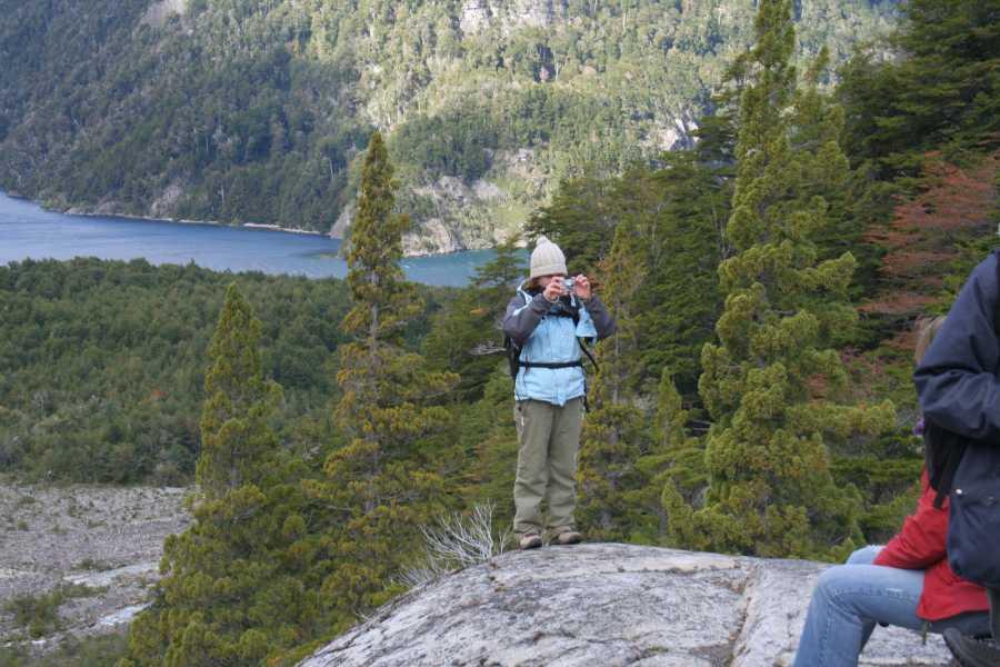 Glaxiar Mountain & Adventure Co. Trekking Glaciar Torrecillas