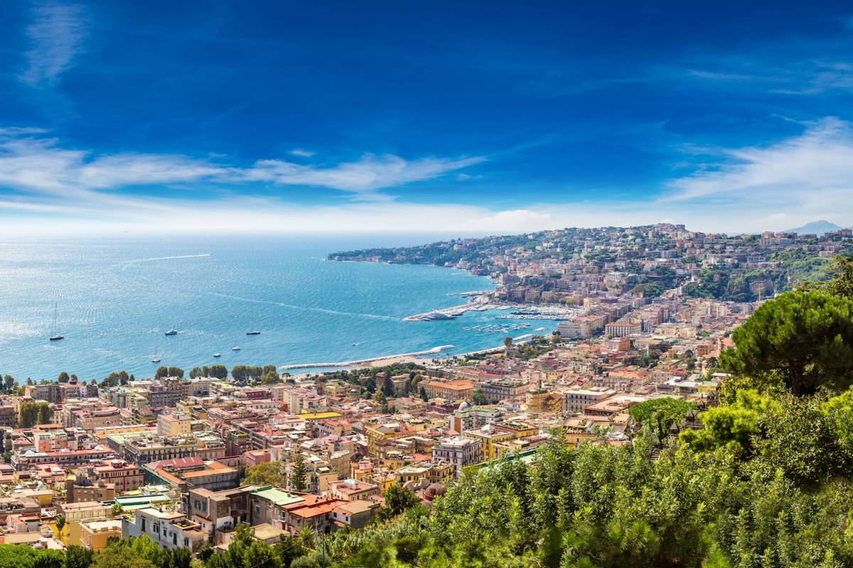 Travel etc Transfer da Napoli a Positano e Viceversa