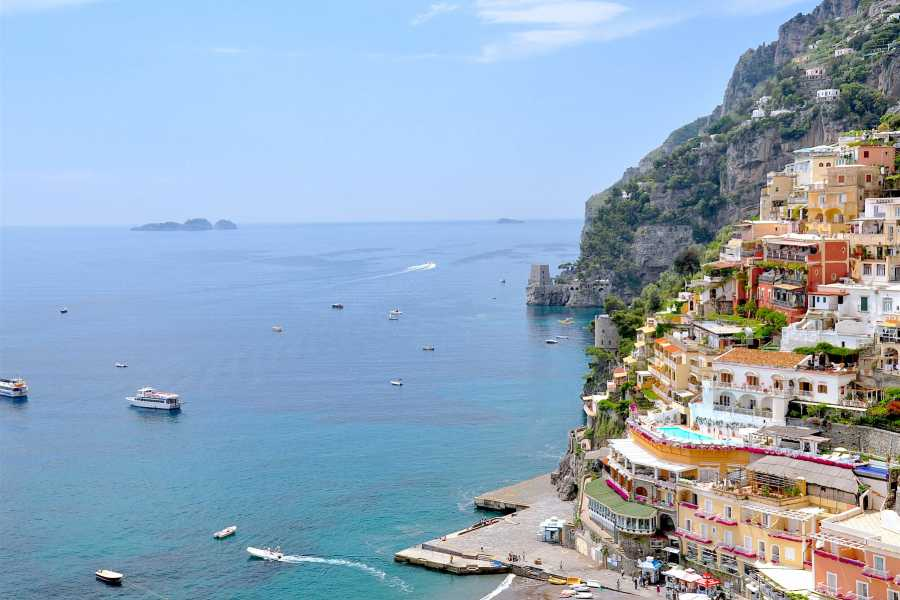 Travel etc Transfer da Napoli a Positano o Viceversa