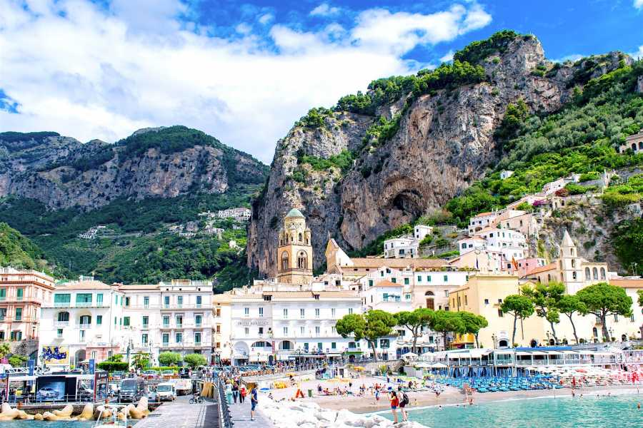 Travel etc Transfer da Napoli ad Amalfi o Viceversa
