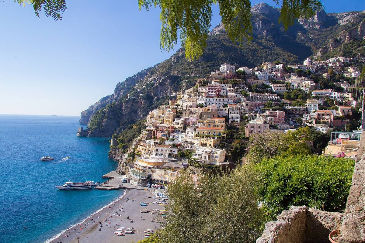 Travel etc Transfer from Rome to Positano and Viceversa