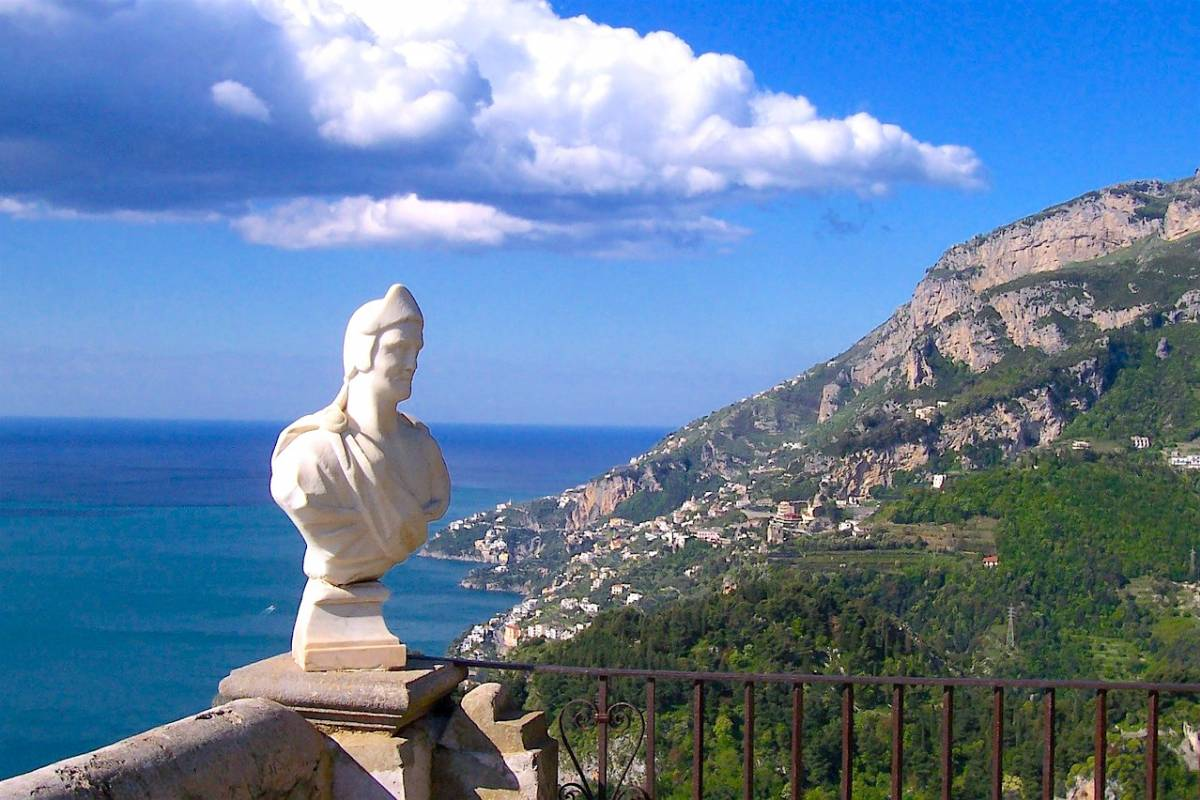 Travel etc Transfer from Rome to Ravello and Viceversa