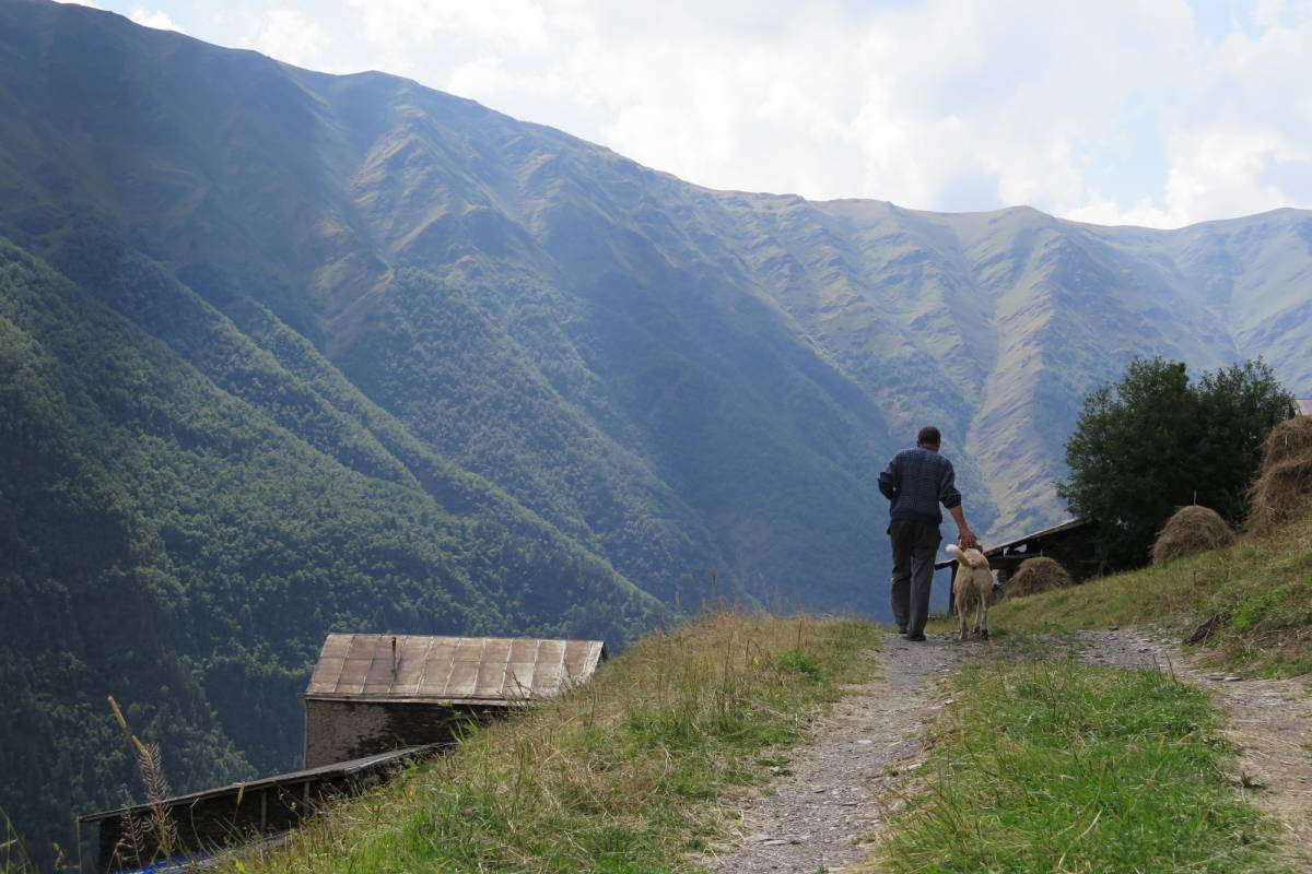 Wild-Trails Adventure in Georgia - Excursion to Tusheti