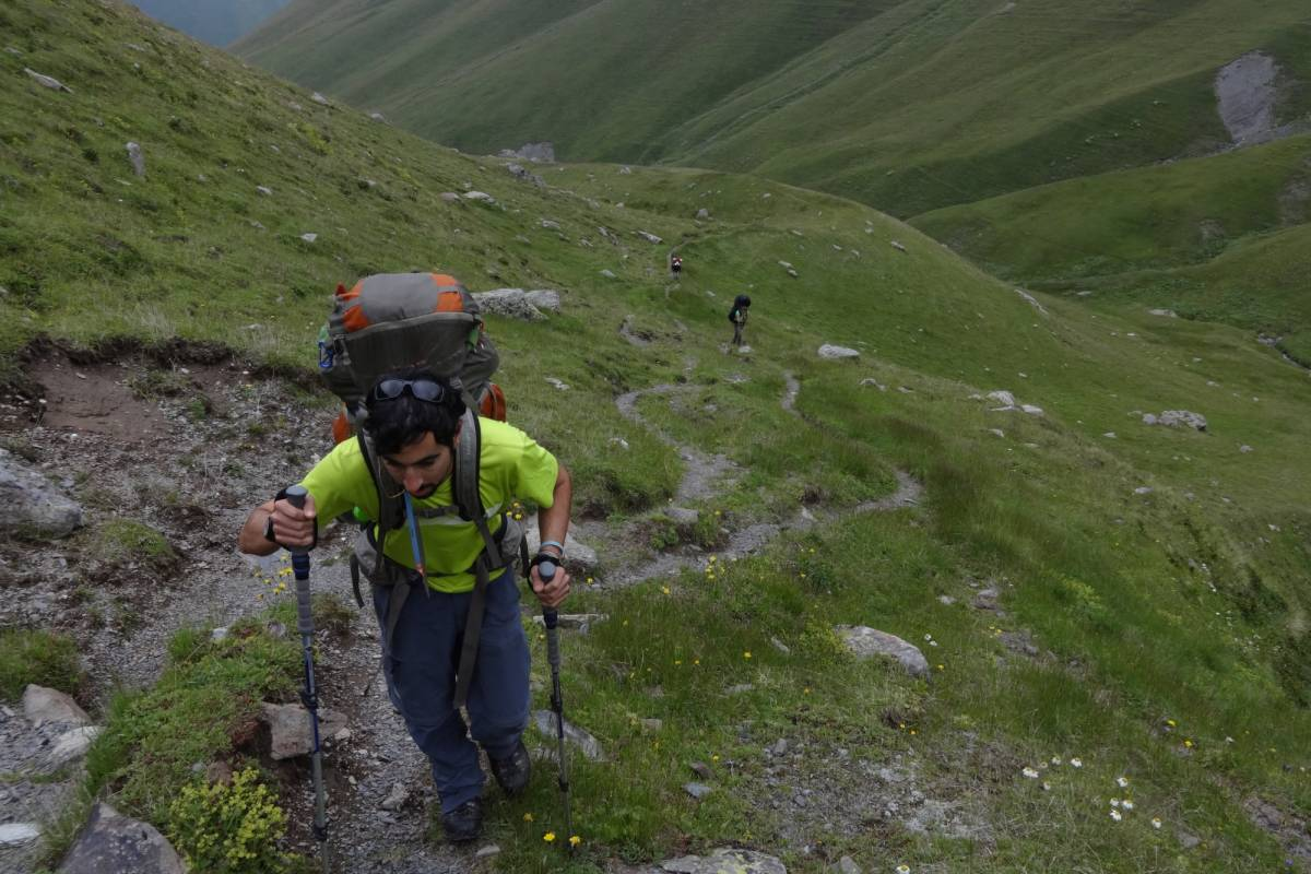 Wild-Trails Trekking in Wild Georgia - Khazbegi & Chaukhi Mountains