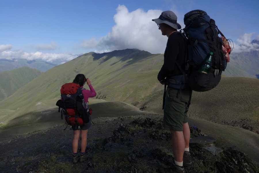 Wild-Trails Trekking in Wild Georgia - Kazbegi & Chaukhi Mountains