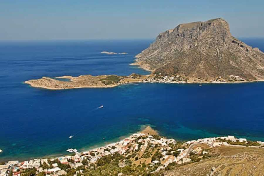 Spa Treks - Activ Adventure The Kalymnos Trail - A Greek round island challenge