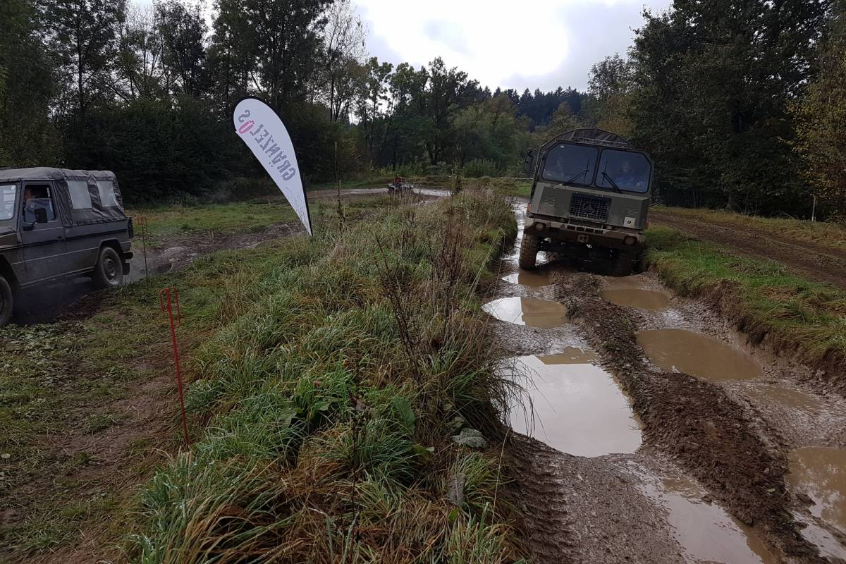 HB Adventure Switzerland AG Offroad Event in Zürich