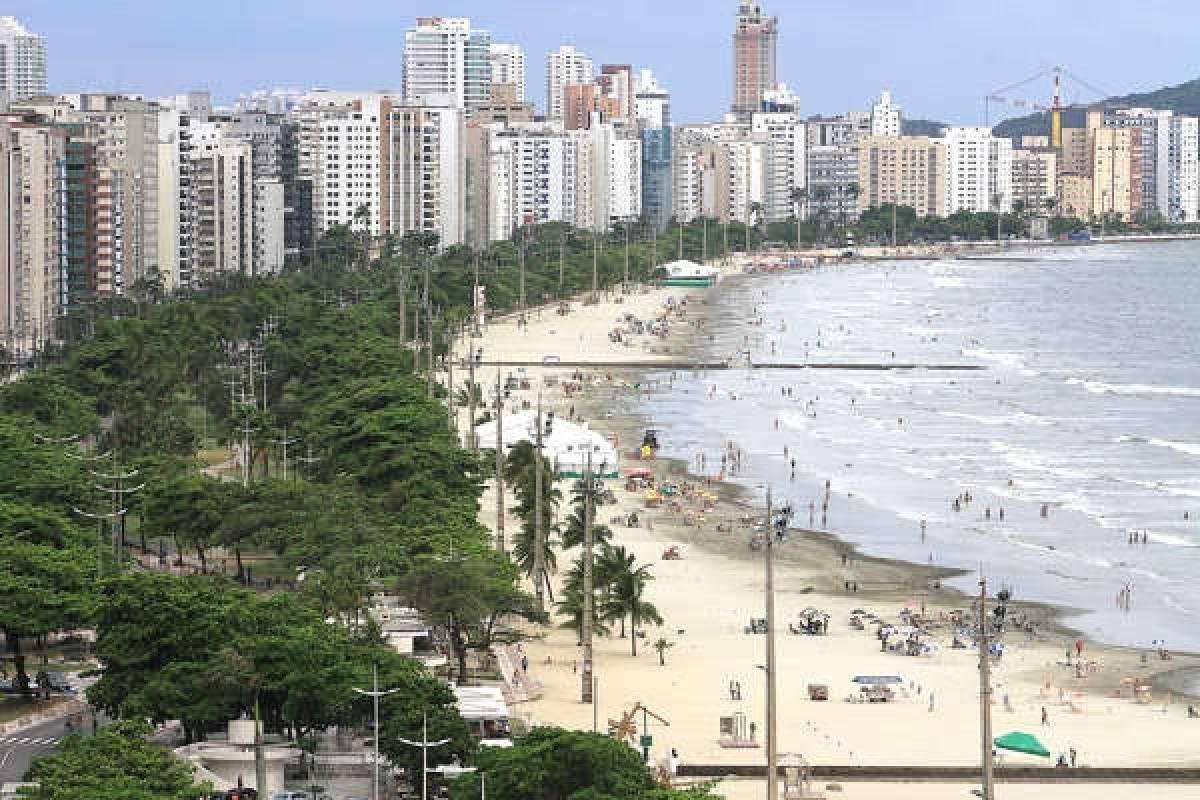 Check Point Tour privativo Guarujá, Santos e São Vicente (Praias)