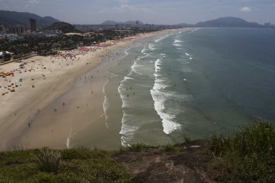 Check Point Tour privativo Guarujá con Santos y São Vicente (playas)