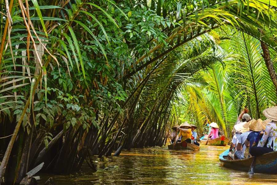 OCEAN TOURS MEKONG DELTA  2 DAYS 1 NIGHT