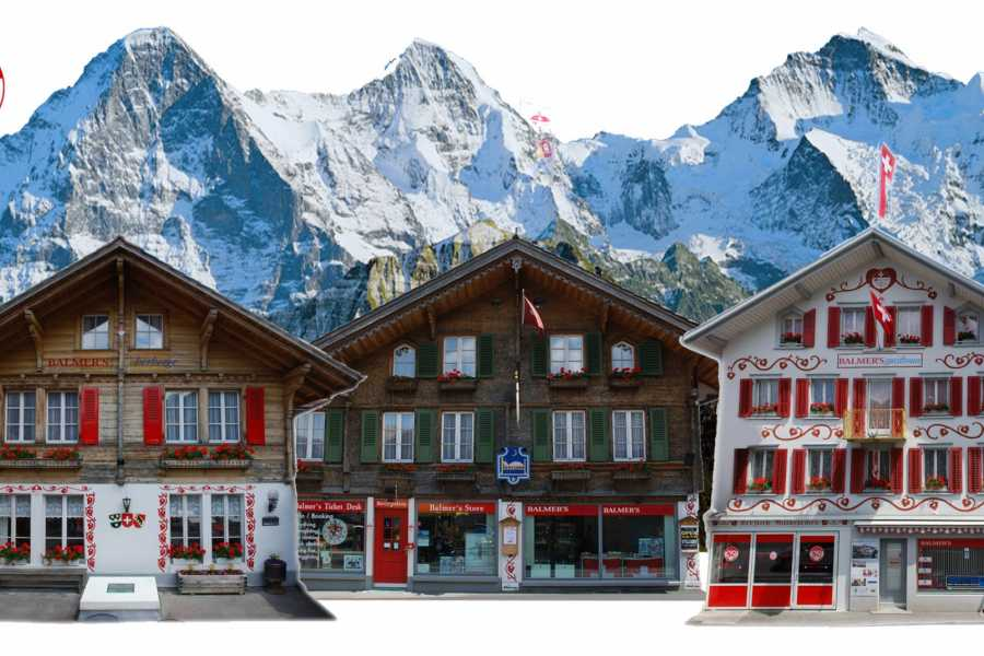 Outdoor Interlaken AG Balmers Ski Package
