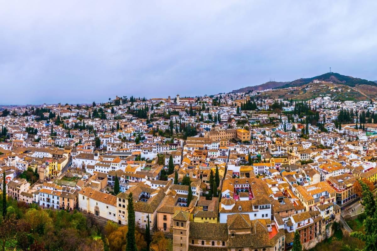NHUE ALHAMBRA, ALBAICIN Y SUS PALACIOS. VISITA PRIVADA EN ESPAÑOL