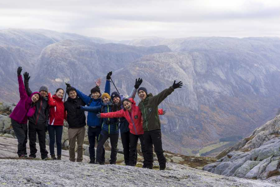Outdoorlife Norway AS Kjerag Autumn Hike
