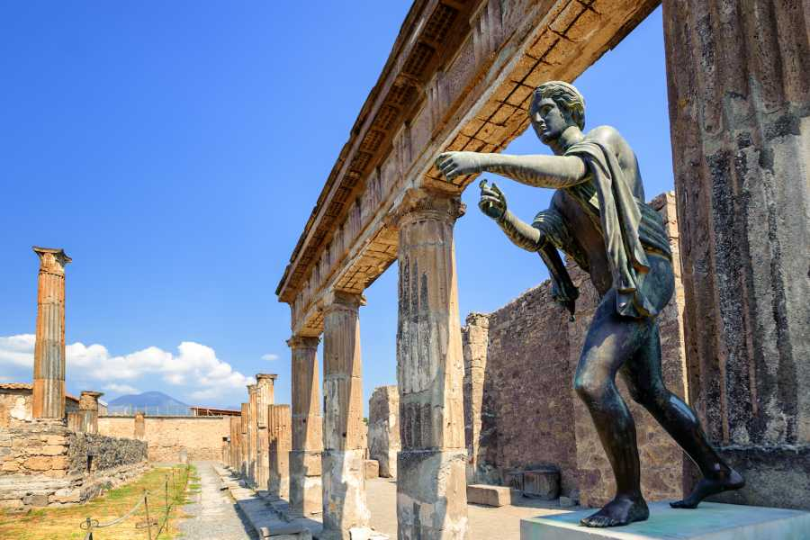 Travel etc Tour Privato di Pompei con Wine Tasting