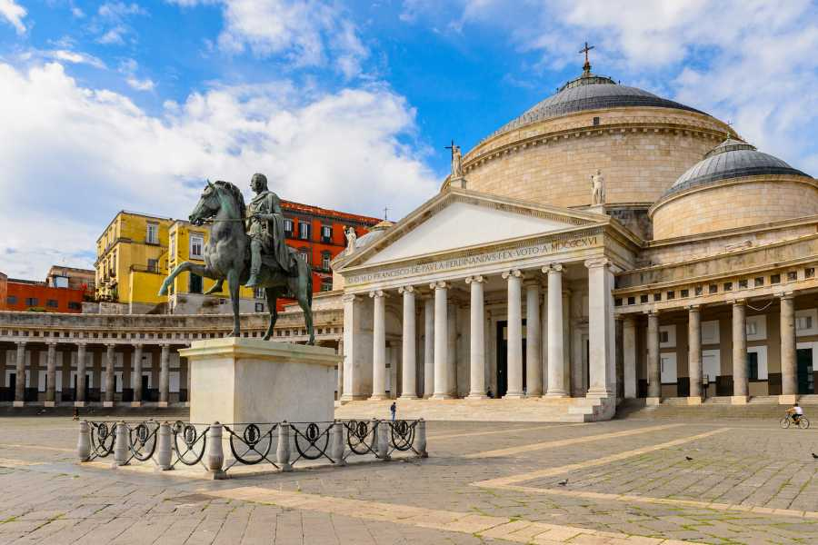 Travel etc Private tour of Naples