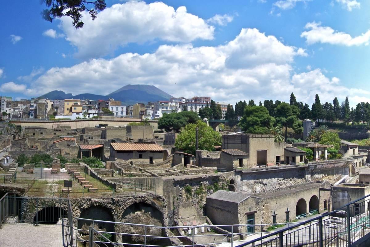 Travel etc Tour Privato di Ercolano e Vesuvio