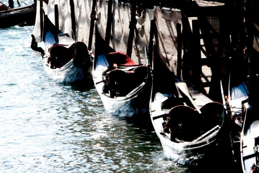 Venice Tours srl Charming gondola ride & guided tour to the Golden Basilica
