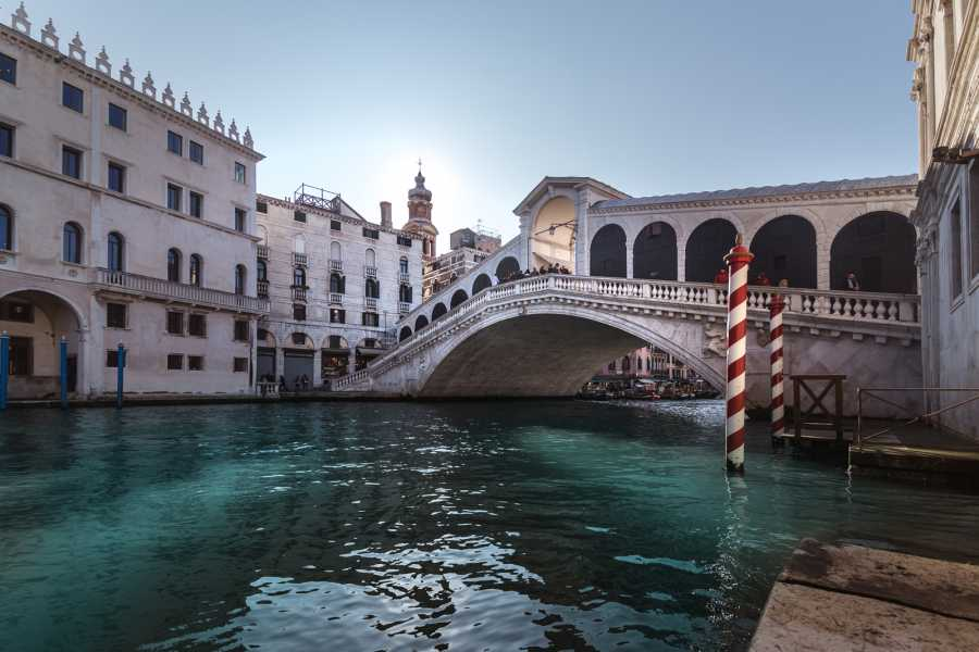 Venice Tours srl Combo: walking tour of Venice + Grand Canal ride (skip the line)!