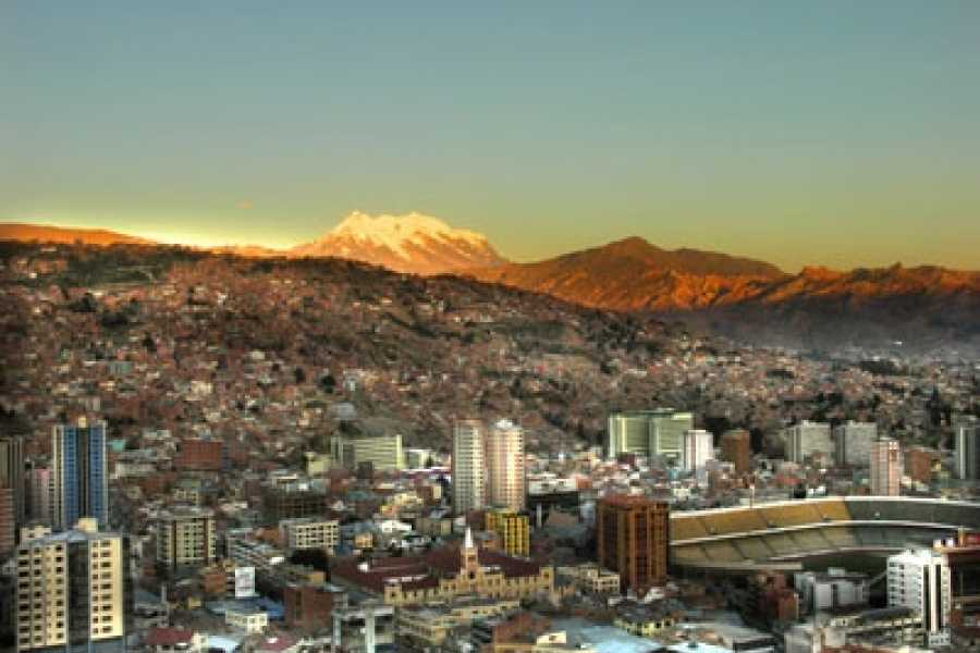 Red Cap City Walking Tours Private La Paz City Tour! - Half Day