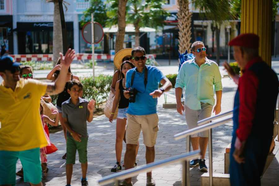 Aruba Downtown Walking Tours Downtown Walking Tour LOCAL PRICE