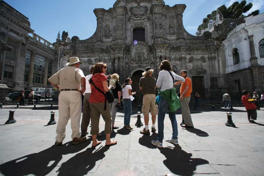 Gray Line Ecuador City Tour: Quito Histórico