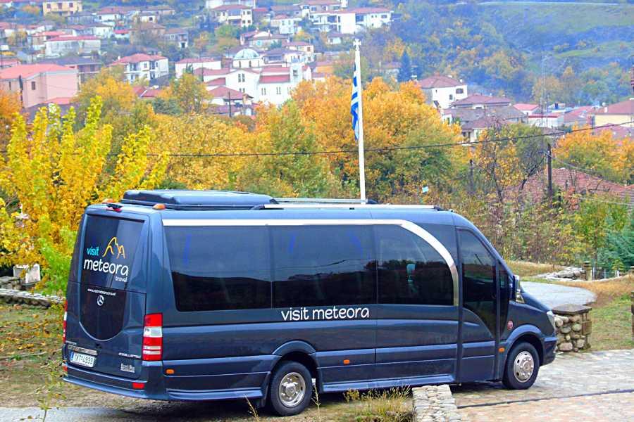 Visit Meteora Lamia to Meteora Private Transfer