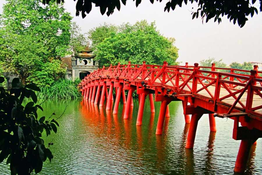 OCEAN TOURS HANOI CITY TOUR