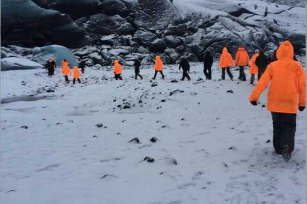2 Day Ice Caving – Glacier Lagoon – South Shore – Northern lights all inclusive tour