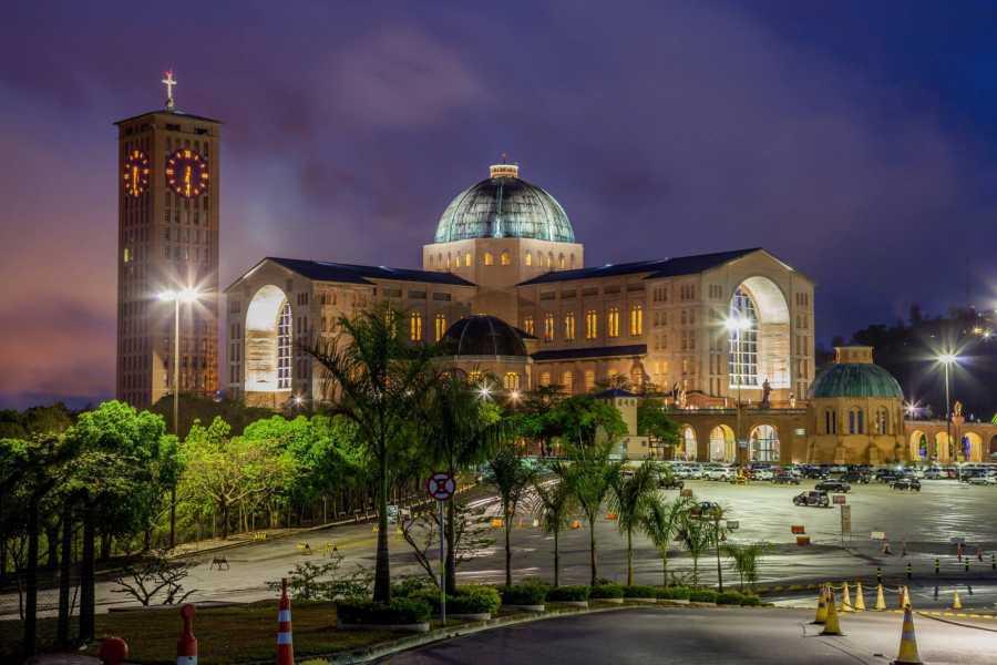 Check Point Aparecida  city tour partindo de São Paulo  (Cidade - Santuário)