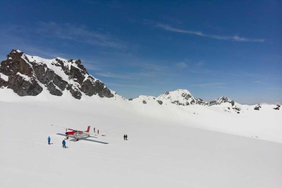 Skydive Switzerland GmbH Gletscherlandung: Interlaken