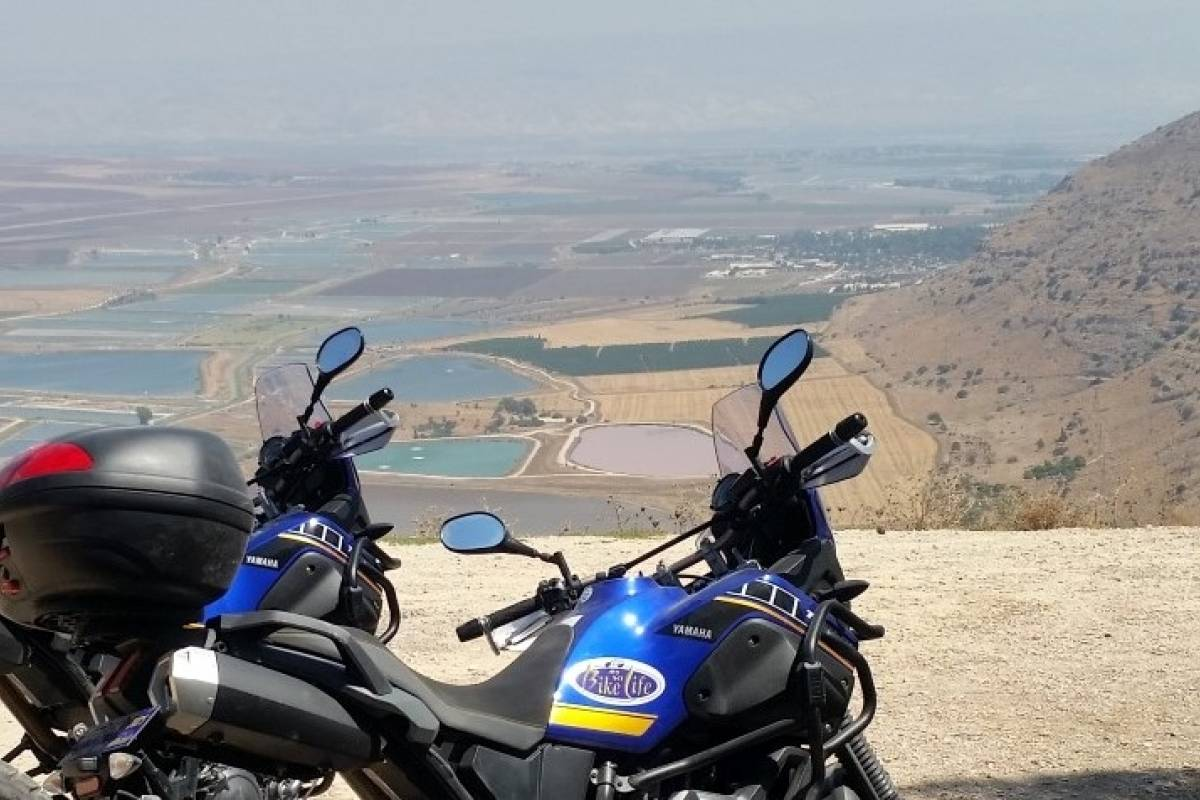 Bikelife - Motorcycle Tours in Israel Israel Highlights A 9 days / 8 riding days