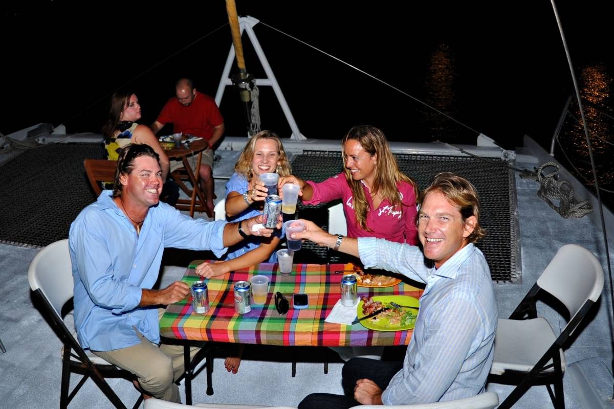 Aqua Mania Adventures # Tango Dinner Cruise (Tuesday 25th July 2017)