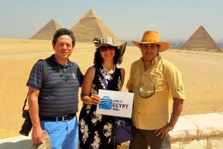 Look at Egypt Tours Custom Package