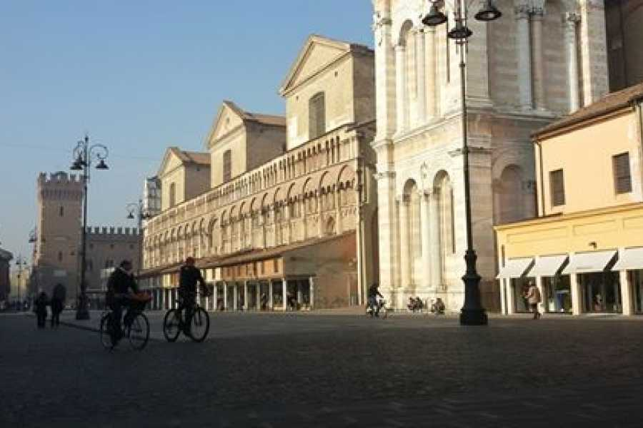 Bologna Bike Tour Ferrara by bike [Public departure]