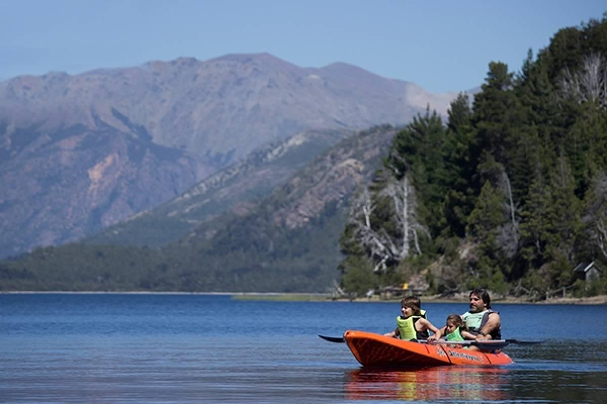 Circuito Chico Adventure Double or Triple Kayak Rental