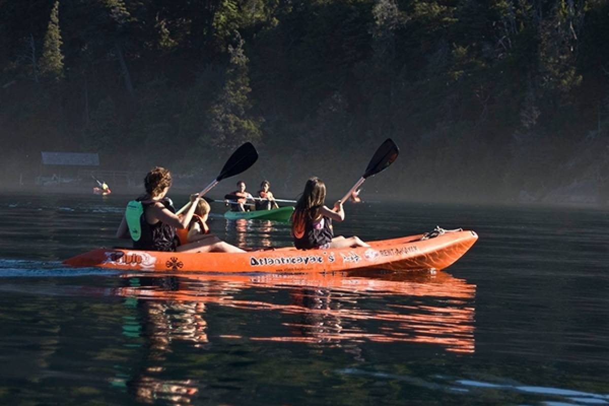 Circuito Chico Adventure Double or Triple Kayak Rental