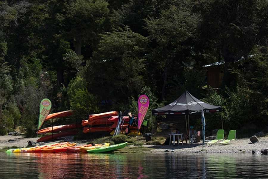 Circuito Chico Adventure Rental Kayak Doble o Triple