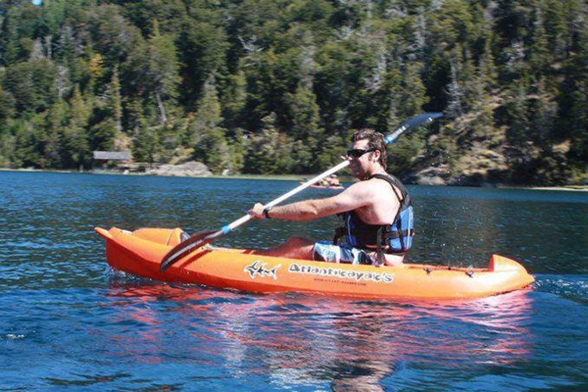 Circuito Chico Adventure Single Kayak Rental