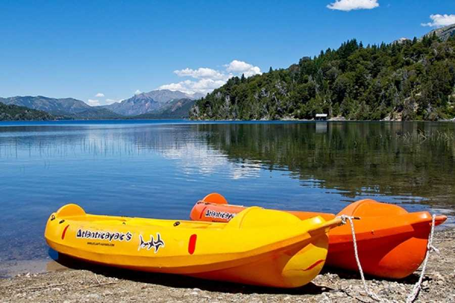 Circuito Chico Adventure Rental Kayak Simple