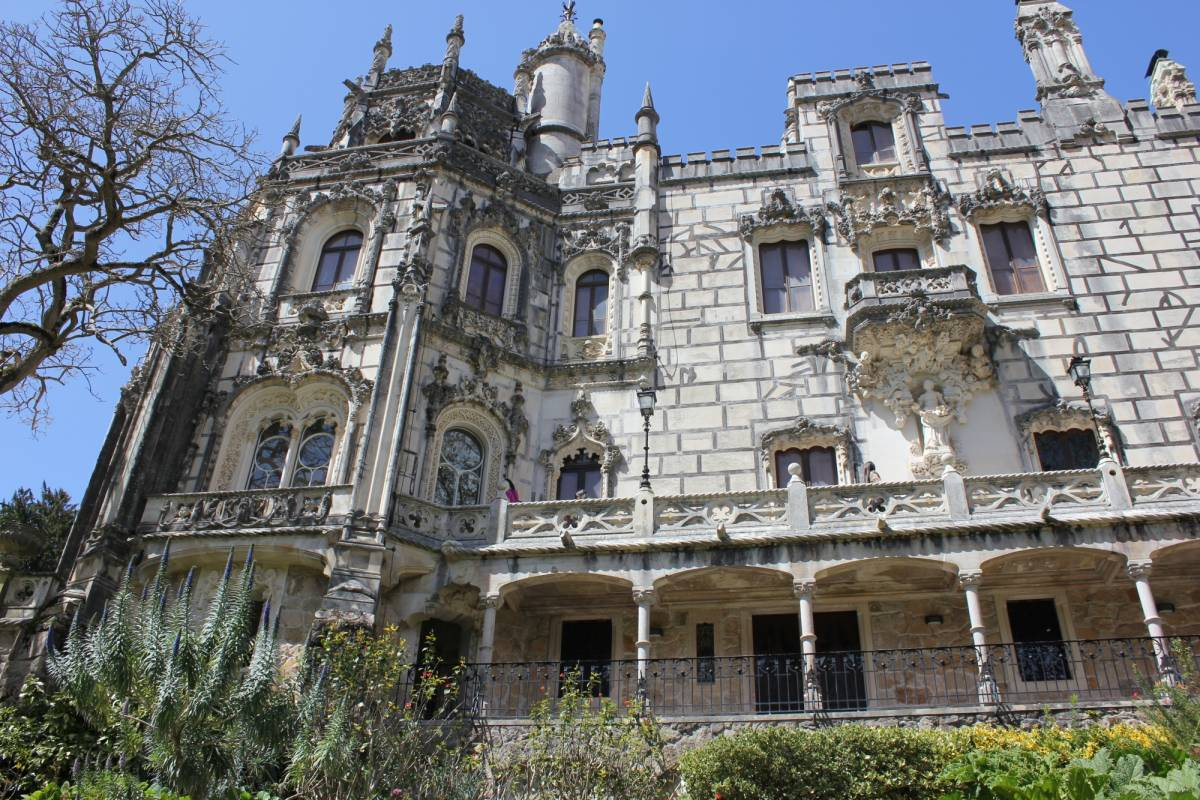 Lisbon On Wheels Private Sintra Tour from Lisbon with Wine Tasting and Regaleira Palace