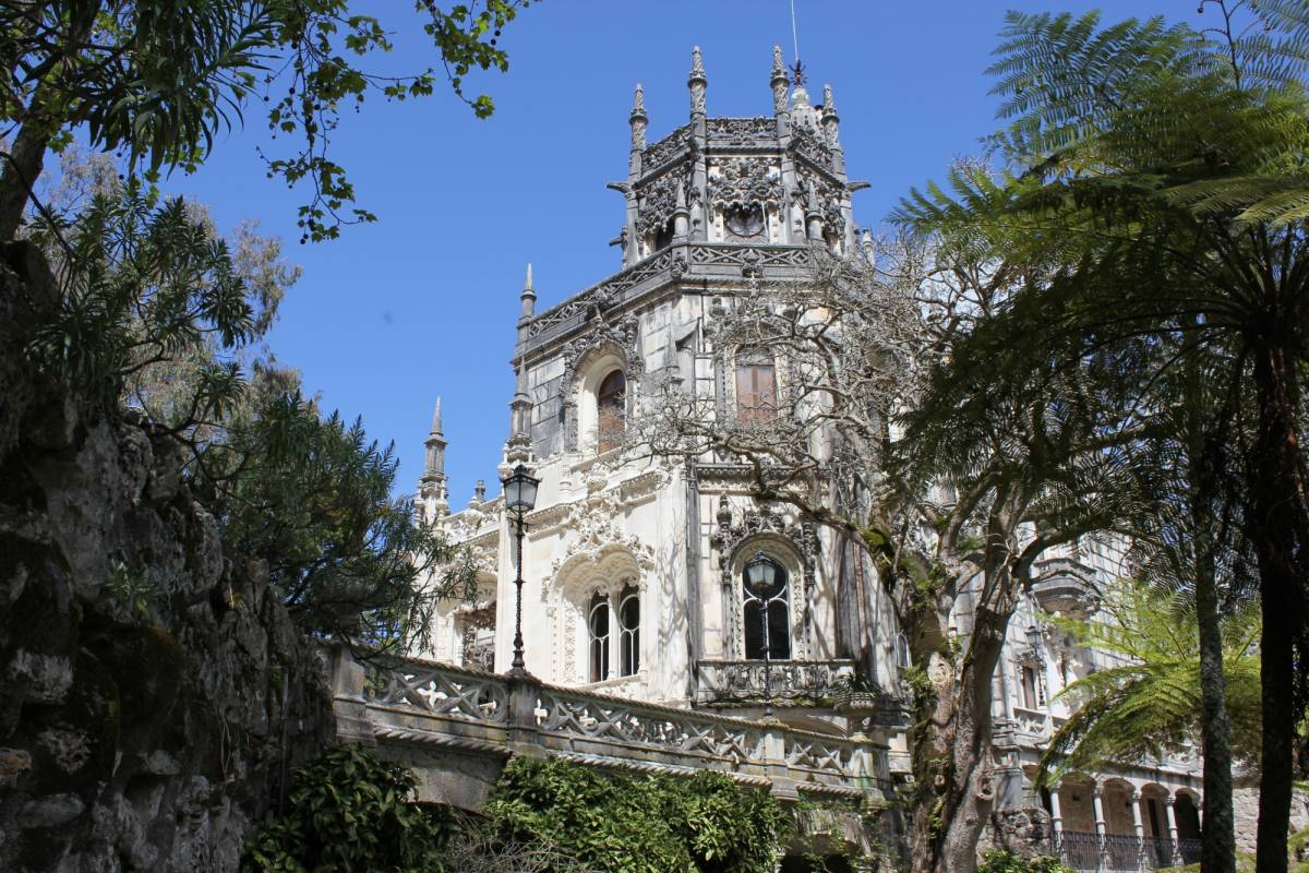 Lisbon On Wheels Private Sintra Tour from Lisbon with Wine Tasting and Regaleira experience