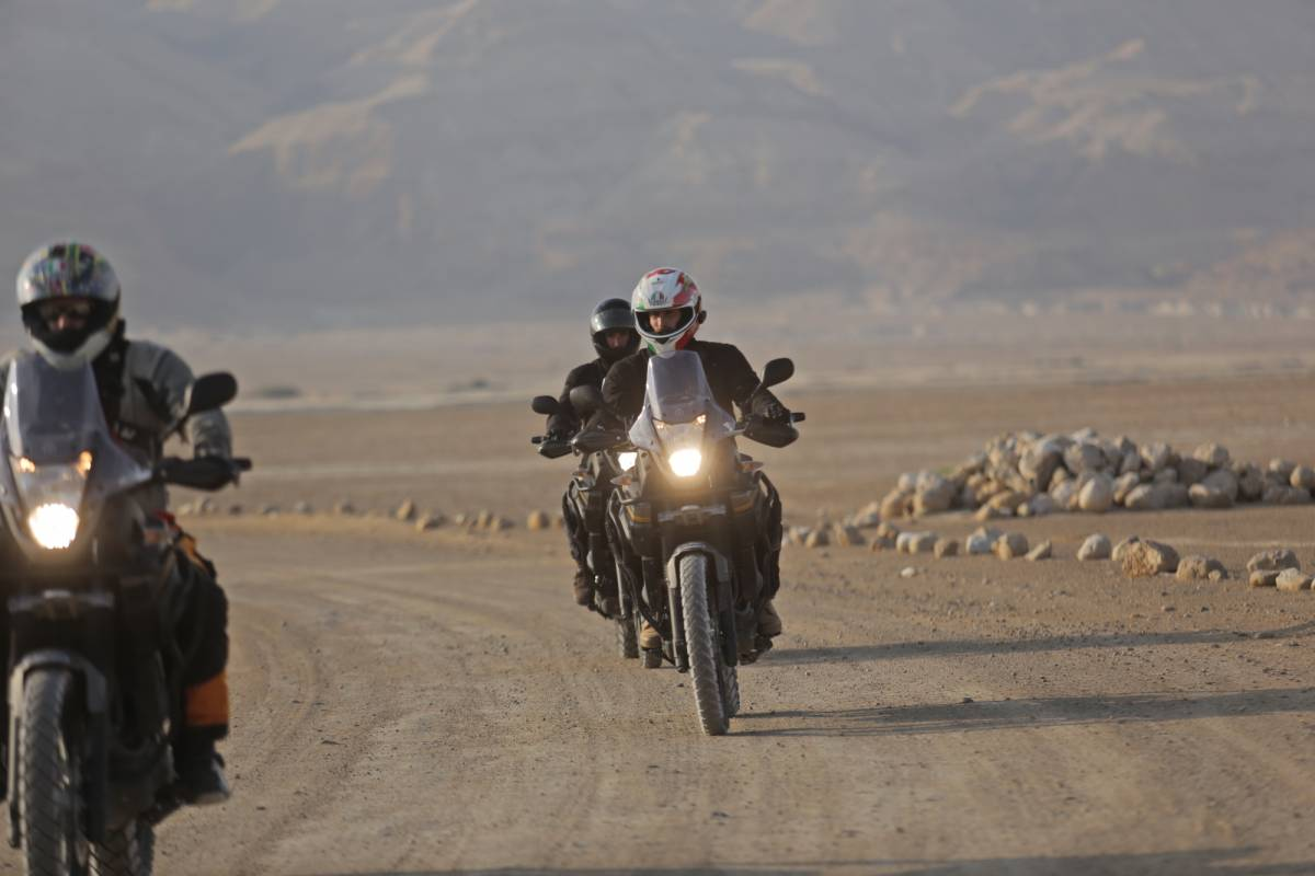 Bikelife - Motorcycle Tours in Israel Pilgrimage on Wheels
