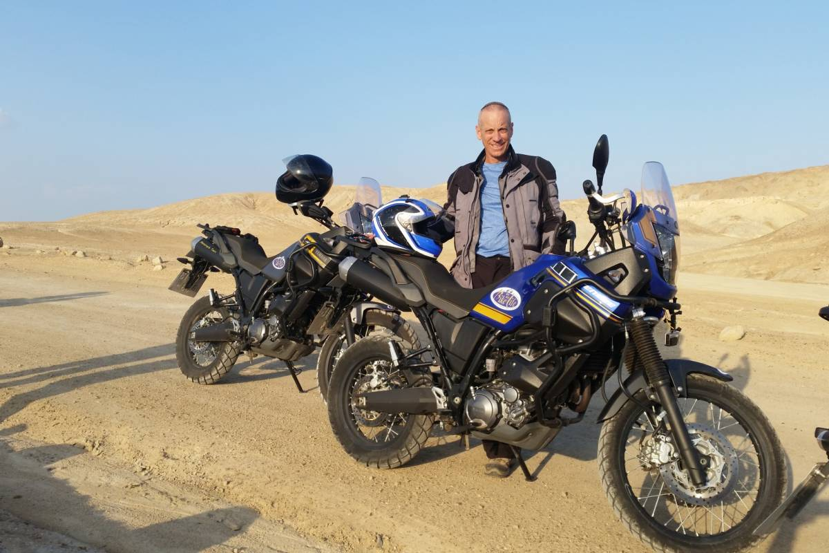 Bikelife - Motorcycle Tours in Israel The Desert Challenge