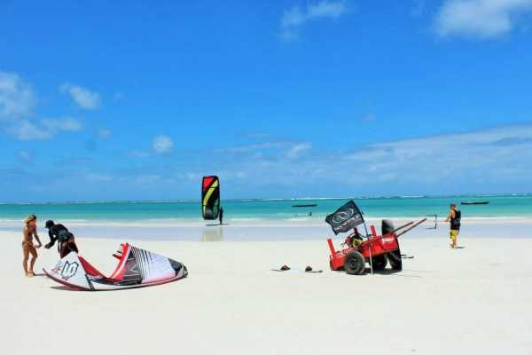 1 Week Kenya: Kitesurf in Paradise Camp