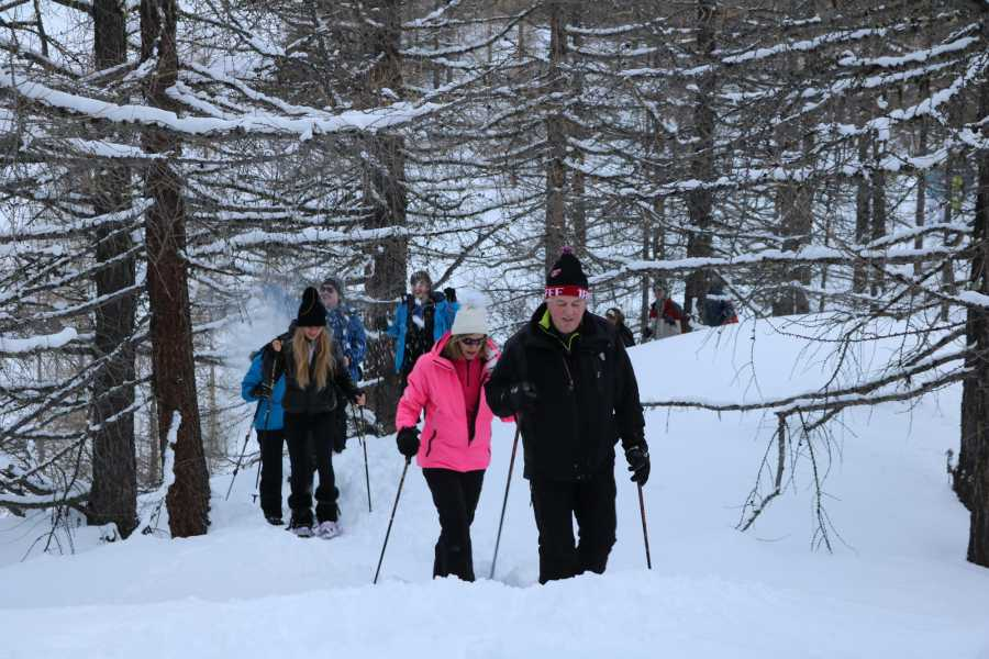 Saas-Fee Guides Monday - taster tour