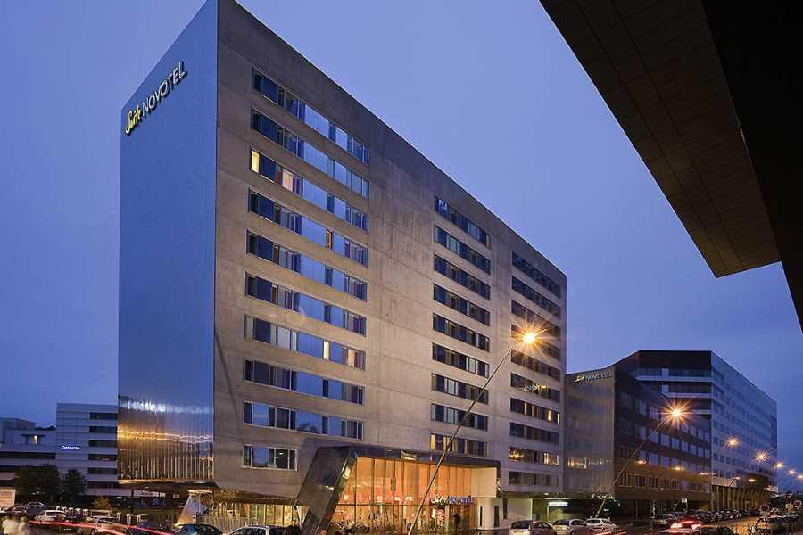 Spirit of Remembrance Ltd. Hotel Novotel Suites Lille Europe