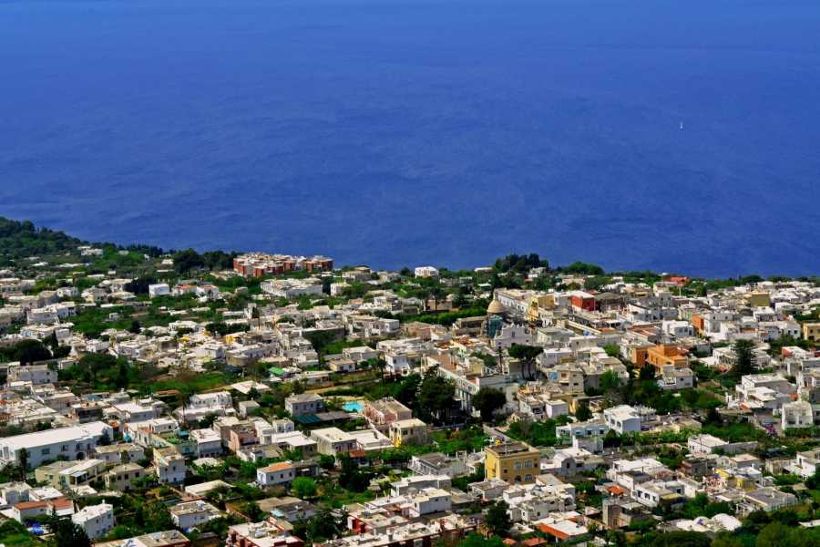 TRAVEL BEFORE Amalfi Coast, Capri, Salerno & Path of the Gods from Roma - 5 days