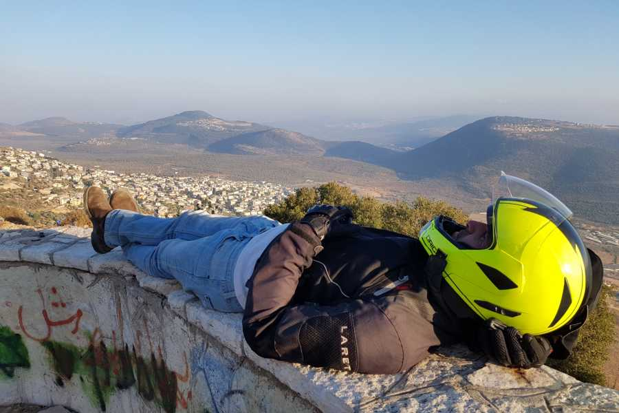 Bikelife - Motorcycle Tours in Israel Jewish Roots on Wheels - An 8 days 7 riding days tour