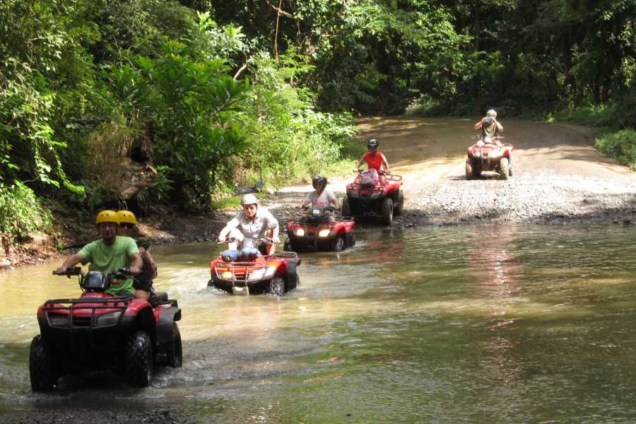 CongoCanopy.com ATV Mountain Jungle Tour