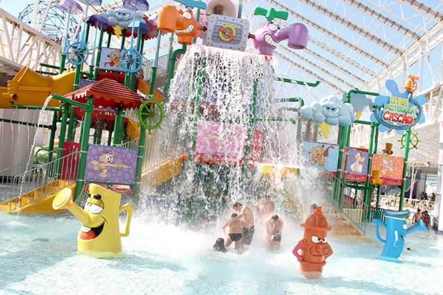 Check Point Wet'n Wild (children until 1 m of height are free)